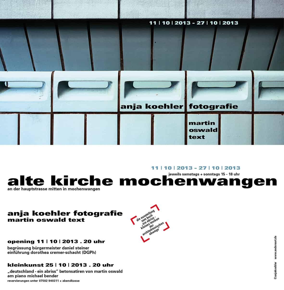 Anja Köhler: Fotografie