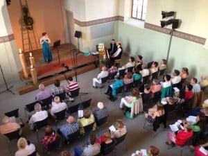 Alte Kirche - Benefizkonzert Helena Fürst - 2014-06-21