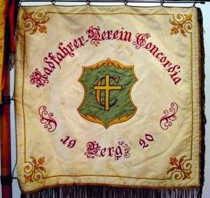 1920  Berg b Ehi Vorderseite