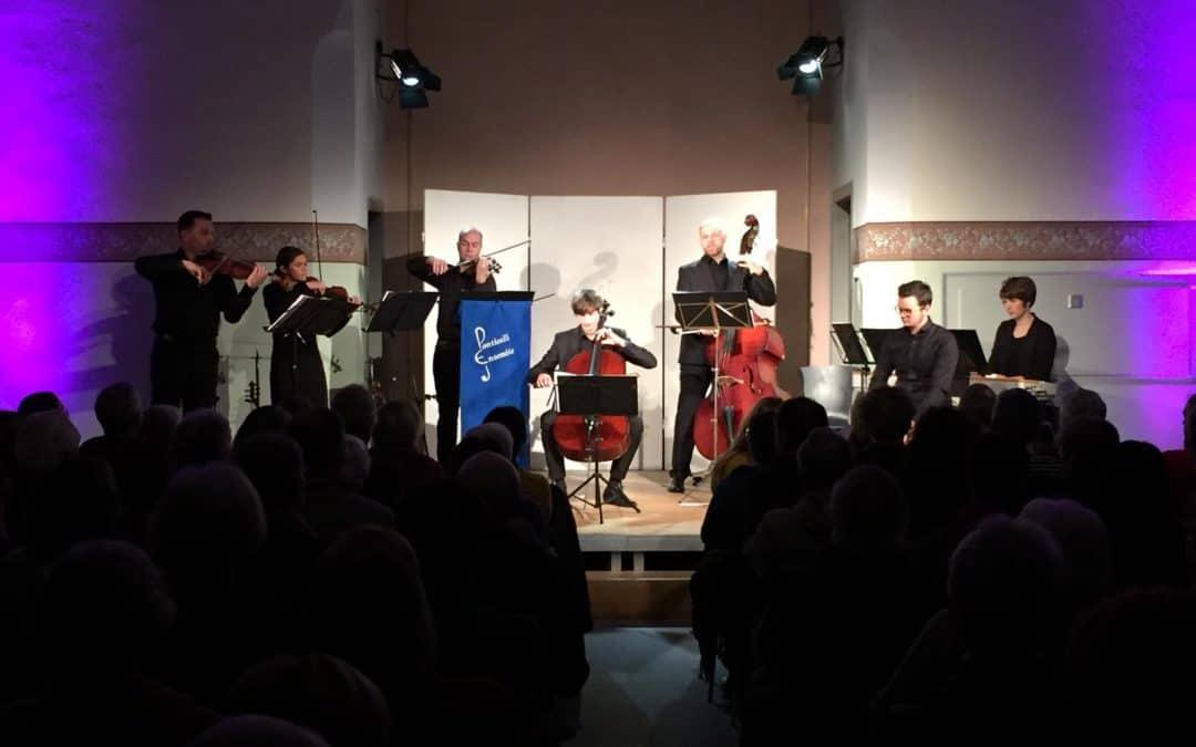 """Nachbericht Ponticelli Ensemble """"Gestrichen voll"""""""