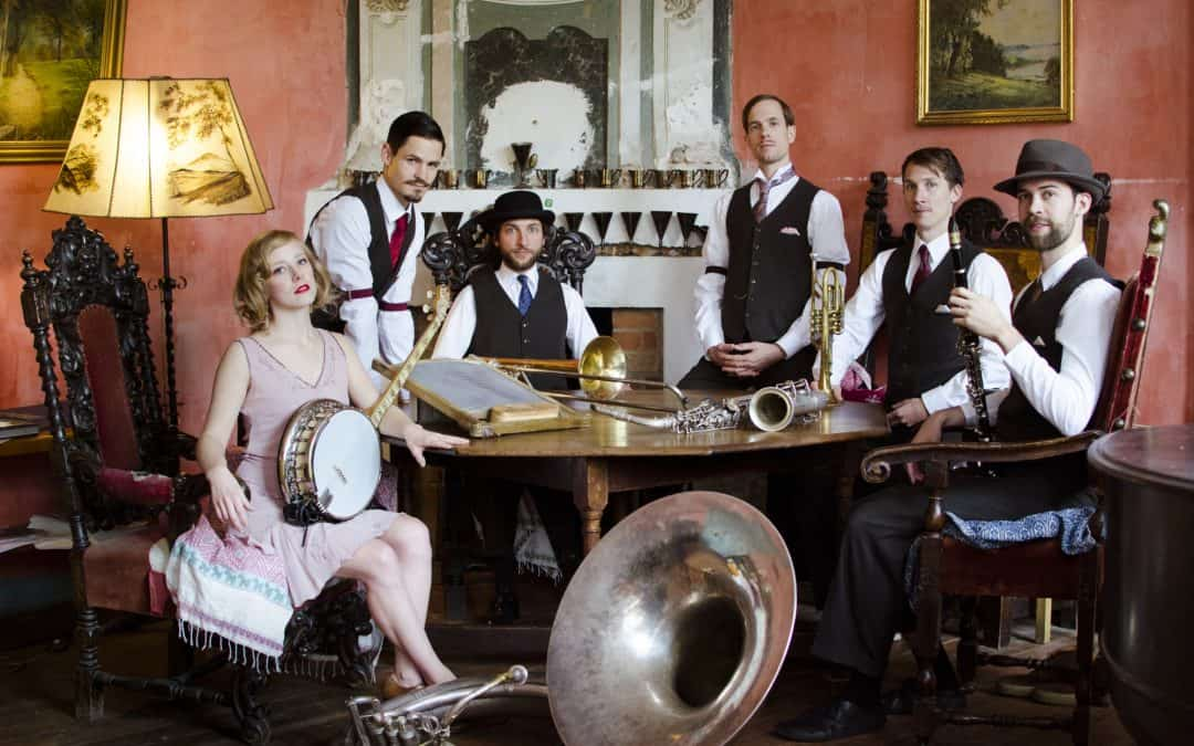 Rufus Temple Orchestra – Hot Jazz from the 1920´s